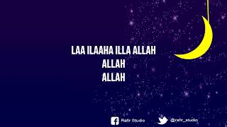 Rateb bahasa Aceh - Salsabil  (Lirik Video)