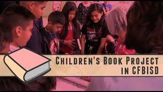 A Book a Child | Children's Book Project in CFBISD