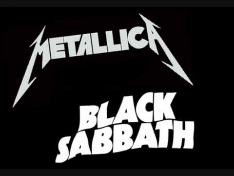 Metallica  Black Sabbath MEDLEY  Sabbra Cadabra  A National Acrobat