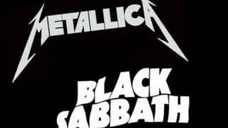 Metallica - Black Sabbath MEDLEY - Sabbra Cadabra / A National Acrobat