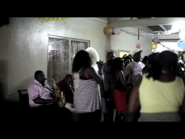 Surinam Happy Birthday - Owroe Jari  - Sranan Style