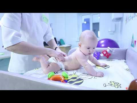 Детский массаж в ДМЦ Росточек