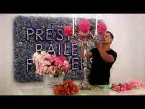 Preston Bailey Floral Design
