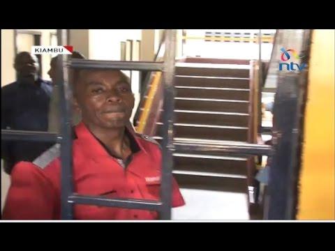 Kiambu senator Paul Kimani Wa Matangi arrested and detained