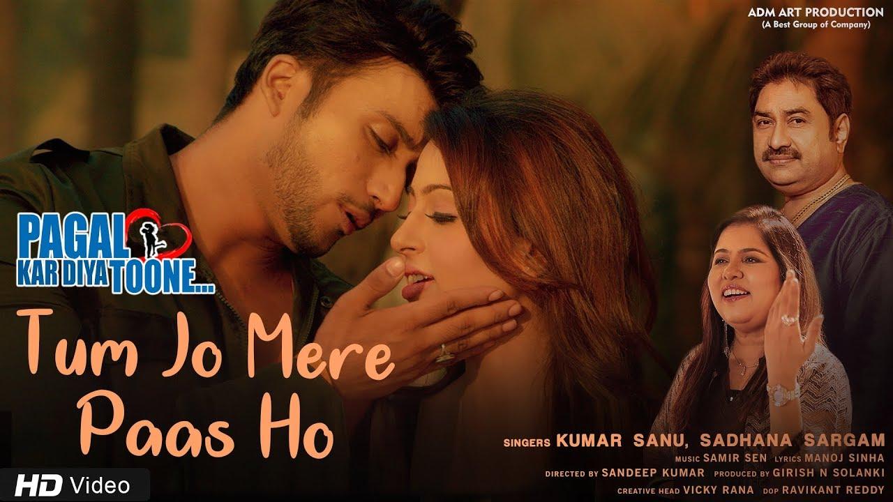 Tum Jo Mere Paas Ho   Kumar Sanu, Sadhana Sargam   Zuber K Khan, Disha  Sachdeva   Romantic Song ❤❤