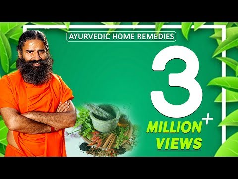 Ayurvedic Home Remedies: Swami Ramdev | 28 June 2016 (Part 2)
