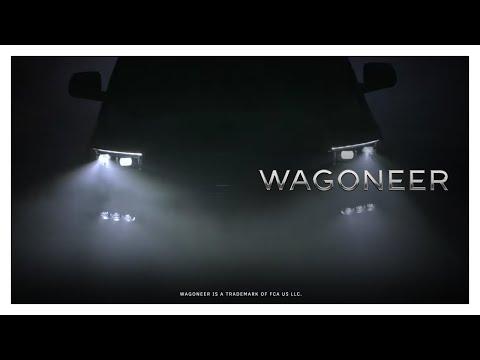 Grand Wagoneer | Grand Adventures