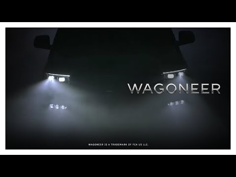 MEDIA ADVISORY: Reveal of the All-new 2022 Wagoneer and Grand Wagoneer Planned for March 11