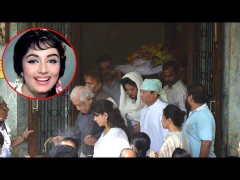Bollywood Actor Sadhna Passes Away