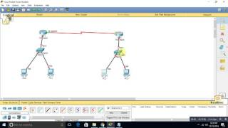 2 router 2 switch and 4 pc configuration with cisco ccna bangla tutorial