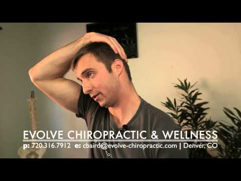 Easy Stretches for Neck Pain Relief Portland Chiropractor