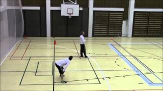 Pelinomaiset ja kilpailulliset harjoitteet, demoryhmä Pesä-Kiilat