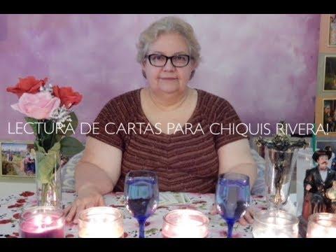 LECTURA DE CARTAS PARA CHIQUIS RIVERA!