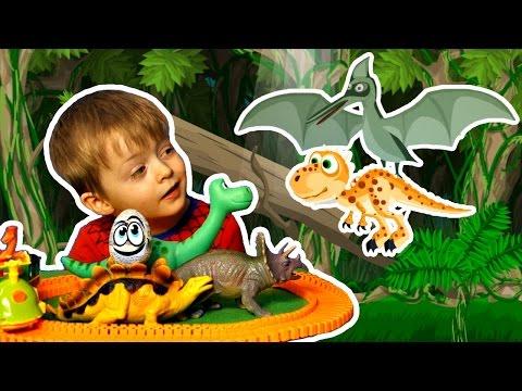 Маленький динозаврик » Игры динозавры