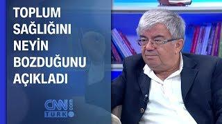 Ahmet Rasim Küçükusta toplum sağlığını neyin bozduğunu açıkladı