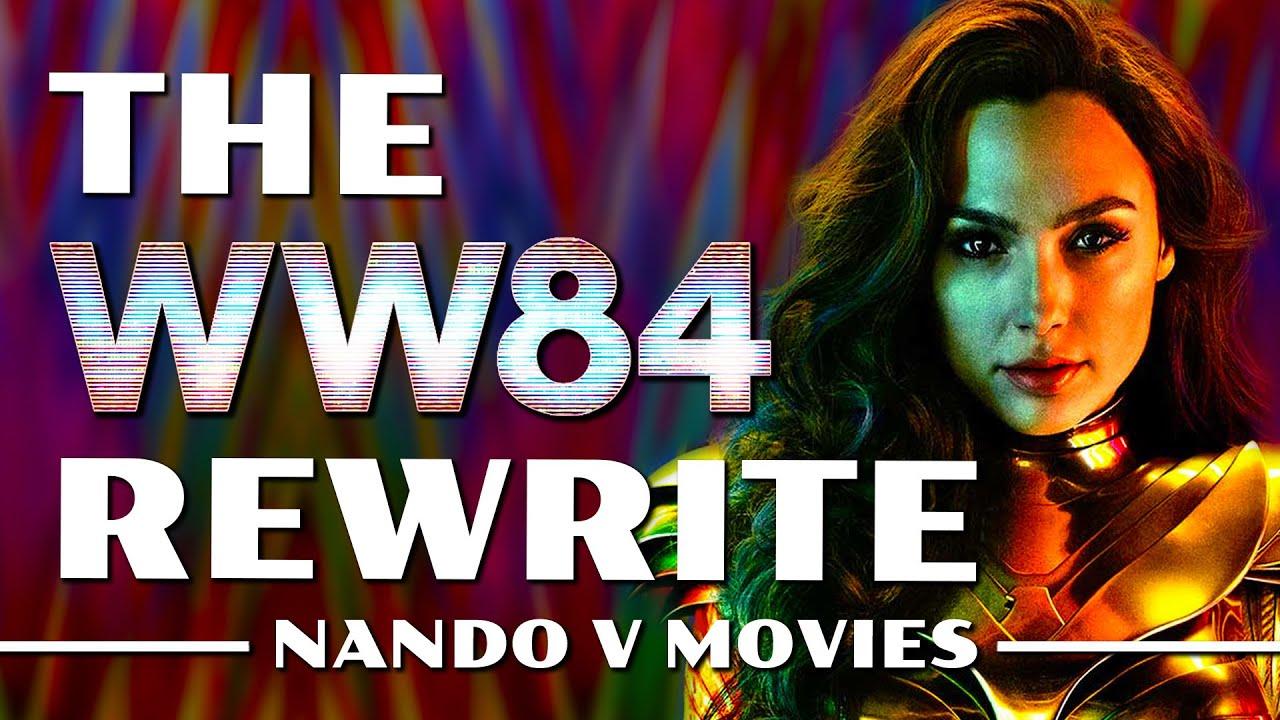 The Wonder Woman 1984 Rewrite