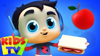 This Is The Way Song | Daily Routine Song | Nursery Rhymes & Baby Songs | Children Cartoon - Kids Tv