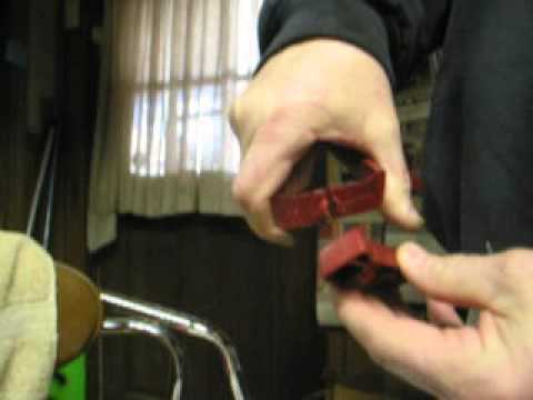 SEAT BELT HOLDER REMOVAL AND INSTALL