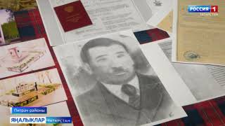 Михаил Семенов-Бөек Ватан сугышы ветераны