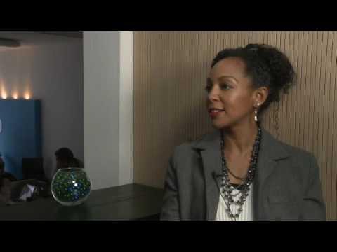 Hub Culture Davos 2010: Teresa Kay-Aba Kennedy