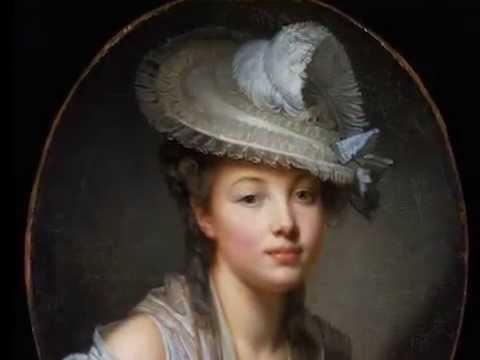 Женские портреты в живописи