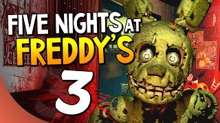 - Five Nights At Freddy s 3 Страх и боль