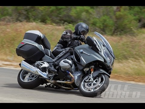 The BMW R1200RT Is The Best All-Around Motorcycle On The Road Today