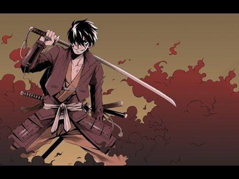 Мультфильм самурай х