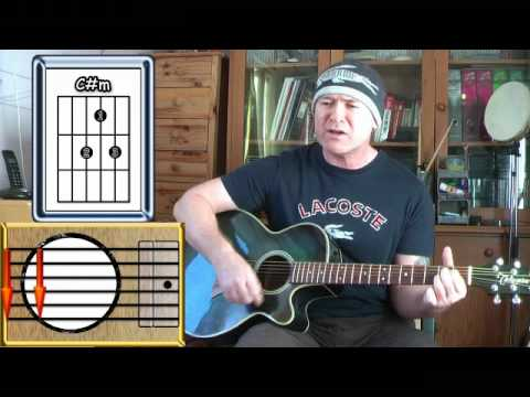 While My Guitar Gently Weeps The Beatles Guitar Lesson Youtube