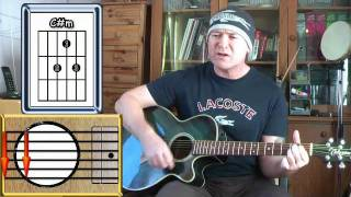 While My Guitar Gently Weeps - The Beatles - Guitar Lesson