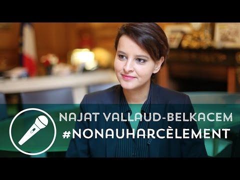 #NonauHarcèlement : Interview Najat Vallaud-Belkacem
