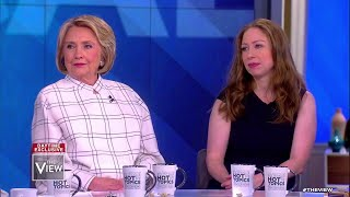 Hillary & Chelsea Clinton on Trump Impeachment, Presidency | The View