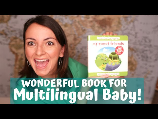 Wonderful Book for Multilingual Baby