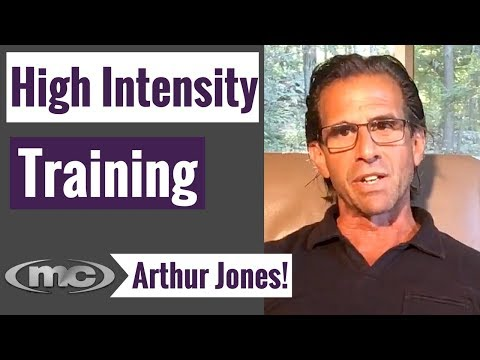 High Intensity Training To Build Muscle (Nautilus Training Principles)