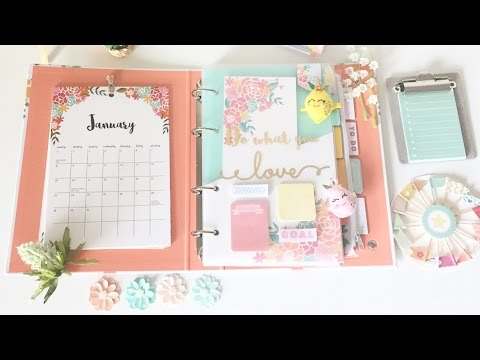 How to decorate a planner - Budget Friendly