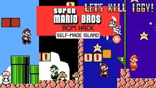 Let's Kill Iggy! | New Hack of Super Mario Bros. (2018) [Preview]