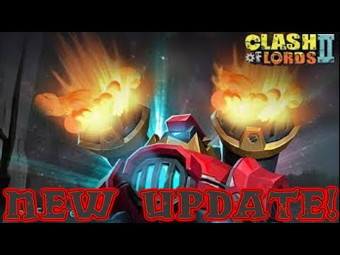 Clash Of Lords 2 New Update, Blitz Bomber Enlightenenment And Free Jewels 50-1000