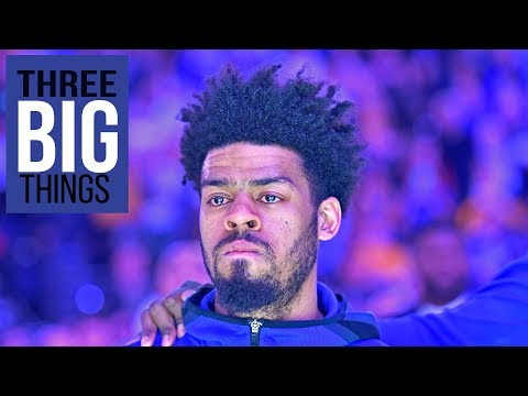 3 Big Things: Warriors 112-89 win against Indiana Pacers