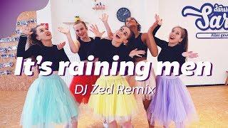 IT'S RAINING MEN - Geri Halliwell | Easy Dance Video | Choreography