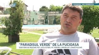 PARADISUL VERDE DE LA PUCIOASA YOUTUBE