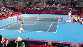 Novak Djokovic vs Go Soeda rakuten japan open tennis 2019 ATP500