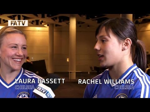 WHAT'S THE FUNNIEST THING YOU'VE SEEN IN FOOTBALL?: FAWSL stars on what's made them laugh
