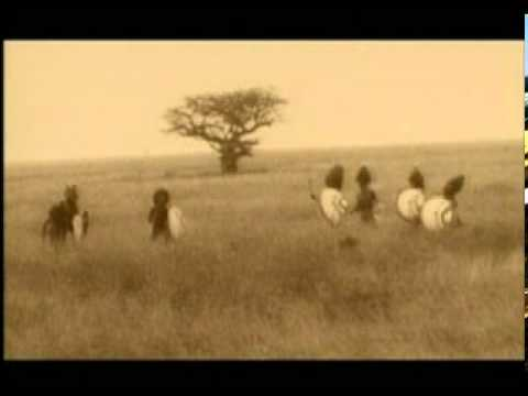 Lions Hunted by Maasai