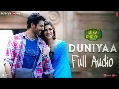DUNIYA Full Audio | Luka Chuppi | Akhil & Dhvani Bhanushali |