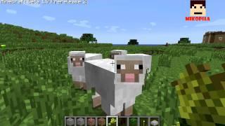 Minecraft Poradnik #1  - Hodowla Zwierząt  [HD]