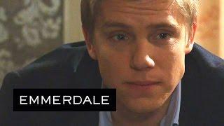 Emmerdale - Robert Calls Off the Wedding to Aaron