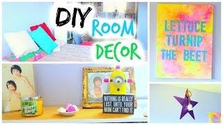 DIY Room Decor for Summer!