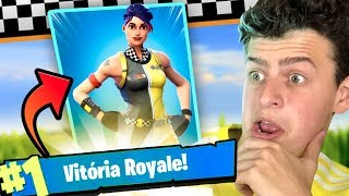 SKIN DO TAXI NO FORTNITE : BATTLE ROYALE !!!! ‹ JonPlays ›