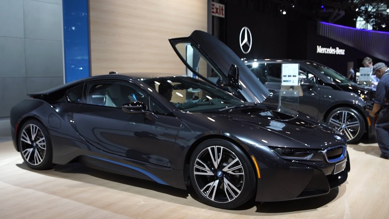 BMW At The NY International Auto Show M Series I And More - 2015 bmw m series