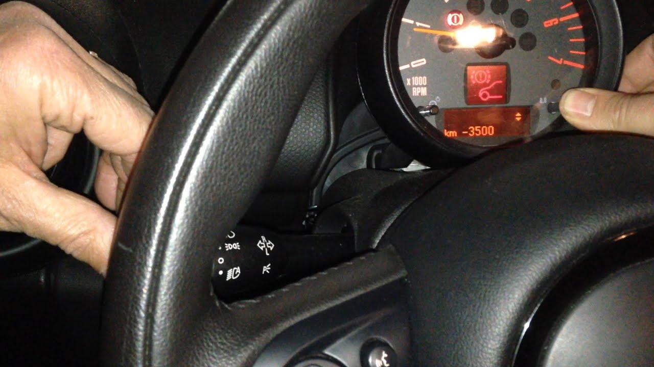 Mini Mini Reset Brake Pads Pastiglie Freni Youtube